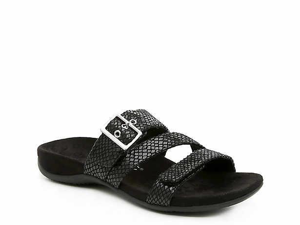 d53f324c77c5 Vionic Camila Flat Sandal Women s Shoes