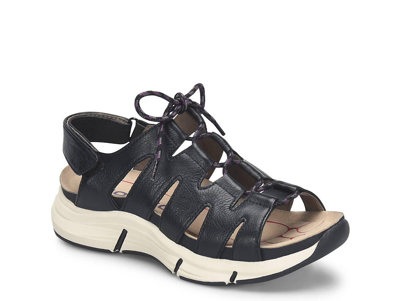 Olanda Wedge Sandal by Bionica