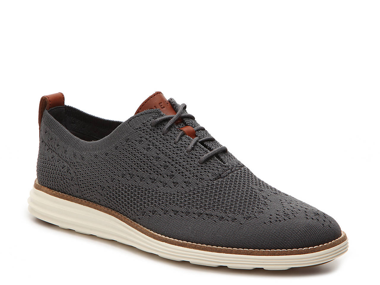 Cole Haan Original Grand Knit Wingtip Oxford Fashionable Cheap Online Choice For Sale Outlet Limited Edition URANs4e0k