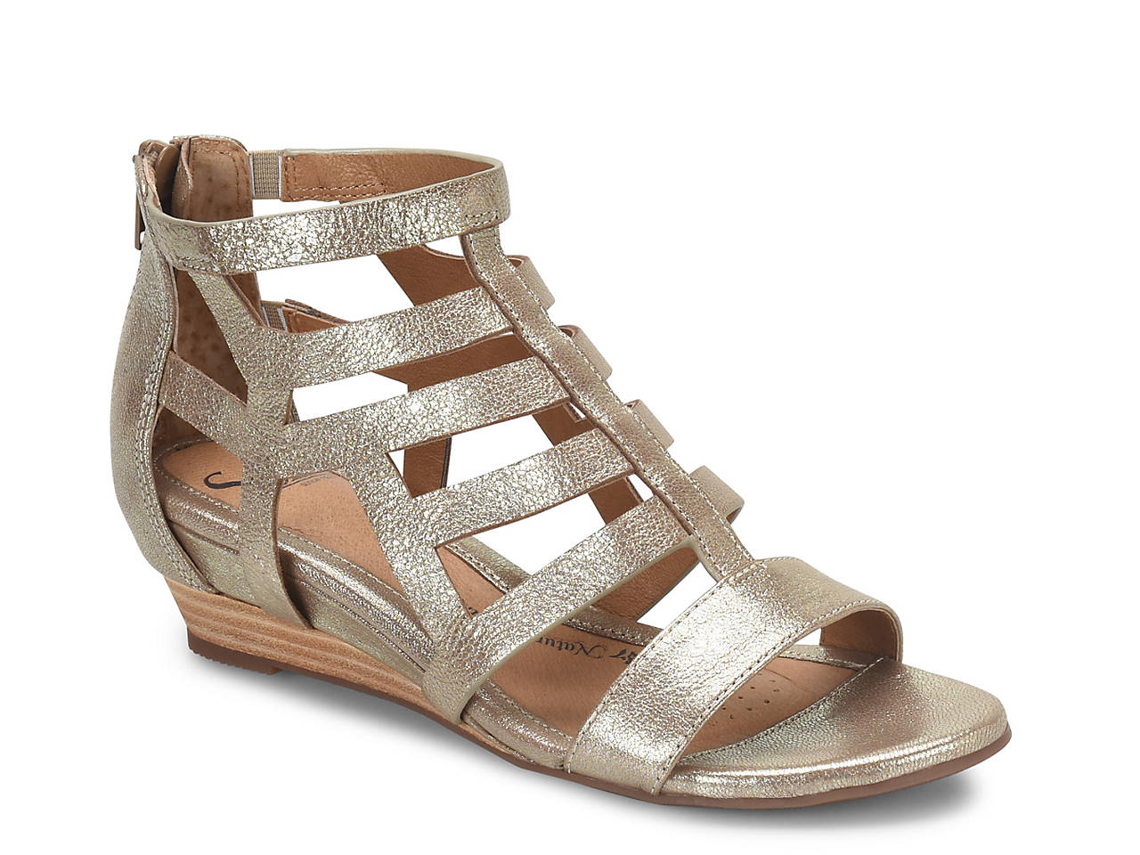 6c699511548c Sofft Ravello Wedge Sandal Women s Shoes