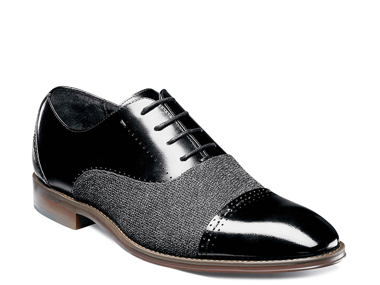 3dea2d49ca5 Barrington Cap Toe Oxford