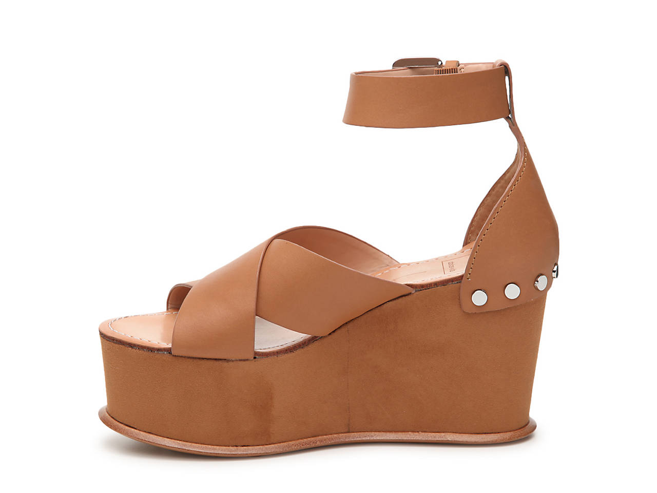 29cef0354c6 Dolce Vita Dalrae Wedge Sandal Women s Shoes
