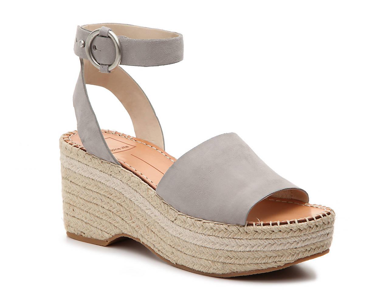 51c25ab9b1 Dolce Vita Lesly Espadrille Wedge Sandal Women's Shoes | DSW