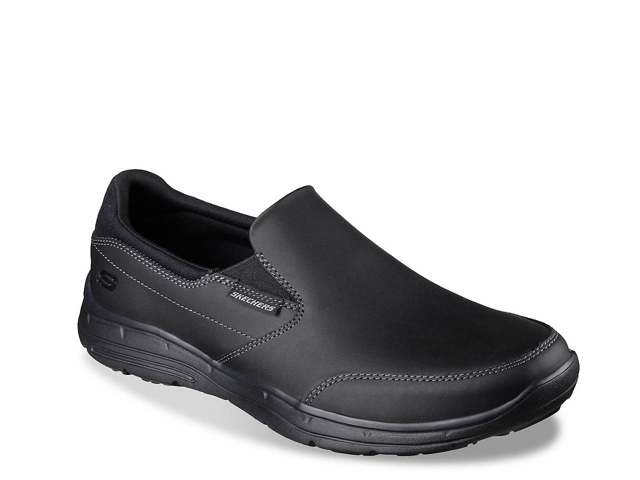 skechers relaxed fit glides calculous
