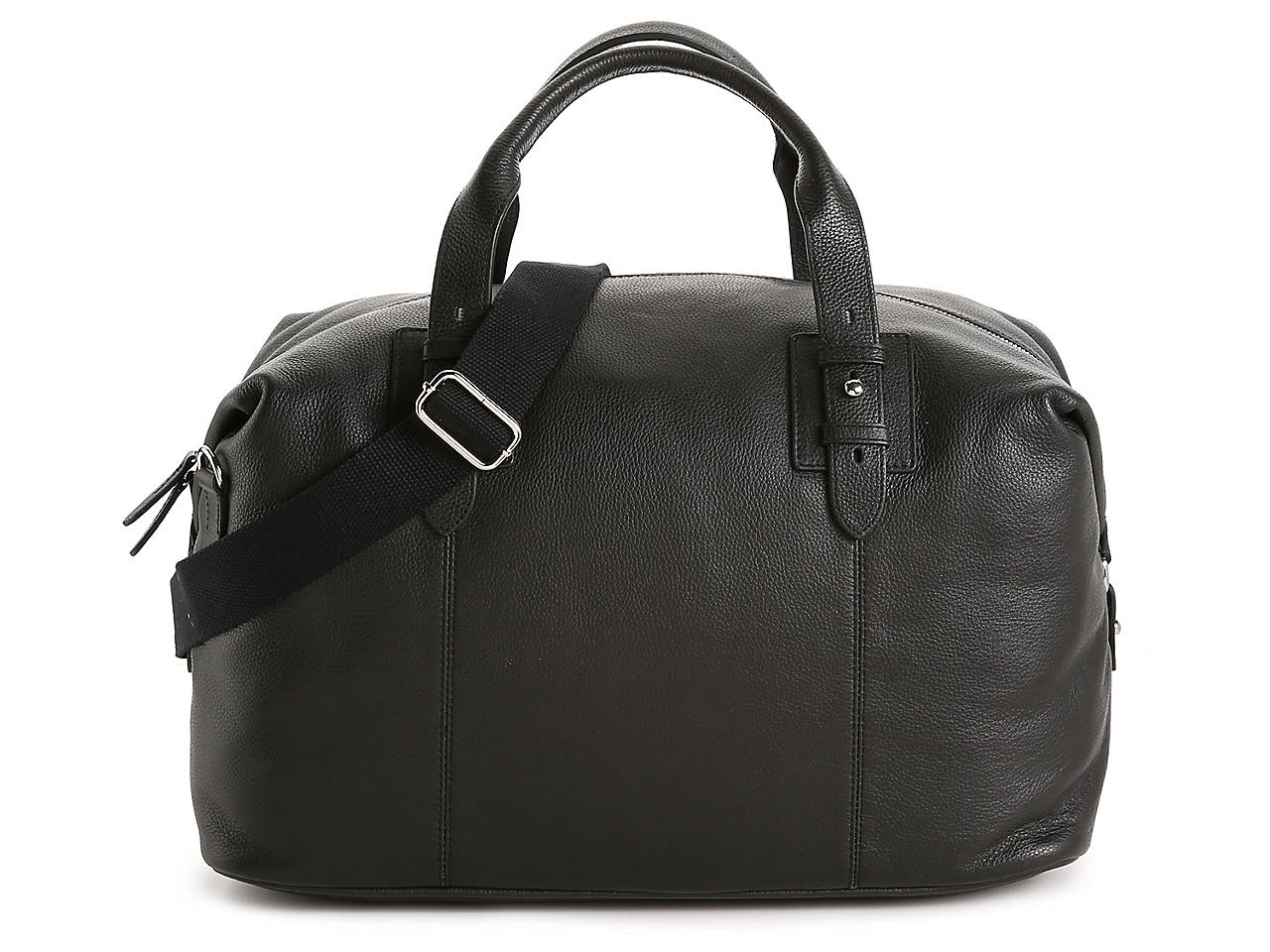 Cole Haan Leather Weekender Bag Men s Handbags   Accessories  7087585b83f7a