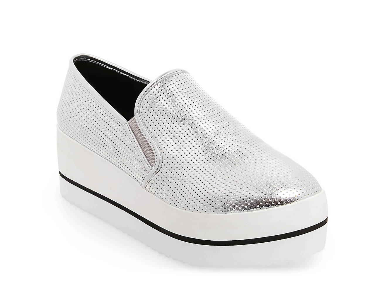 4512f6810ac Steve Madden Becca Wedge Slip-On Sneaker Women s Shoes