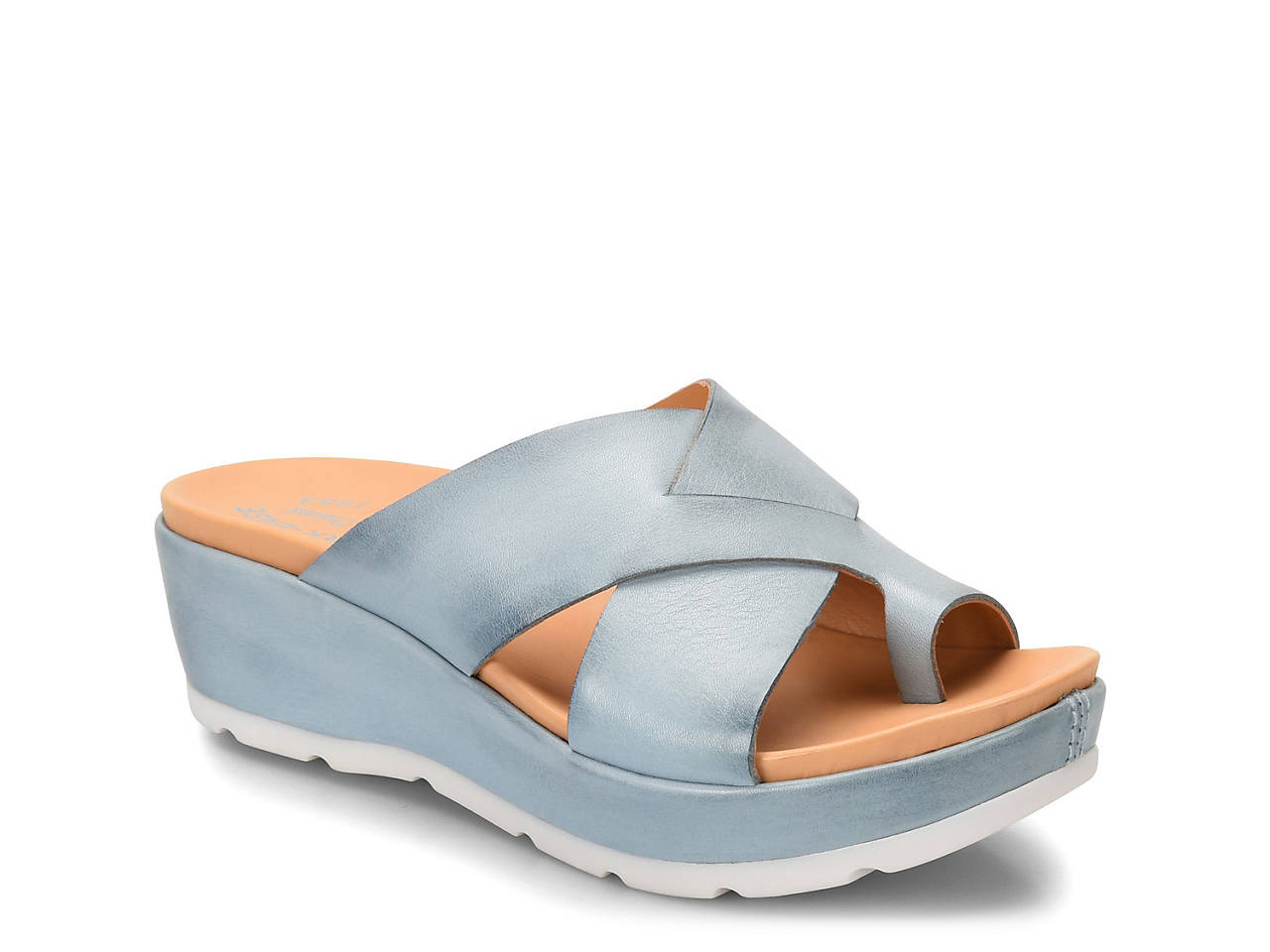 9cc49495ea Kork-Ease Baja Wedge Sandal Women's Shoes | DSW