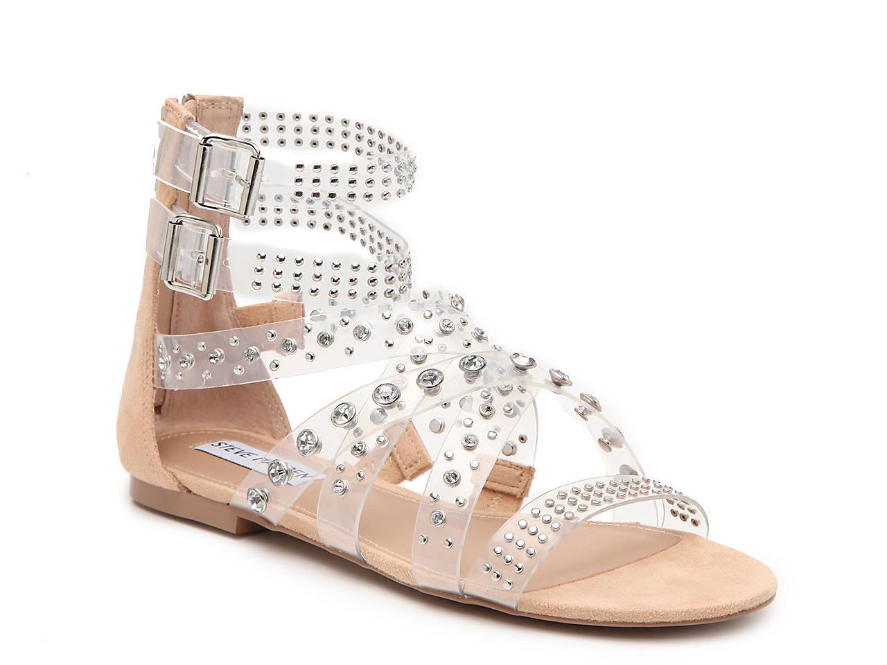 d2ba5a1f729 Steve Madden Shift Gladiator Sandal Women s Shoes