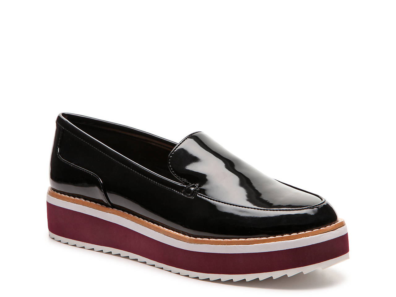 4e08e221887 Crown Vintage Mireicia Wedge Loafer Women s Shoes