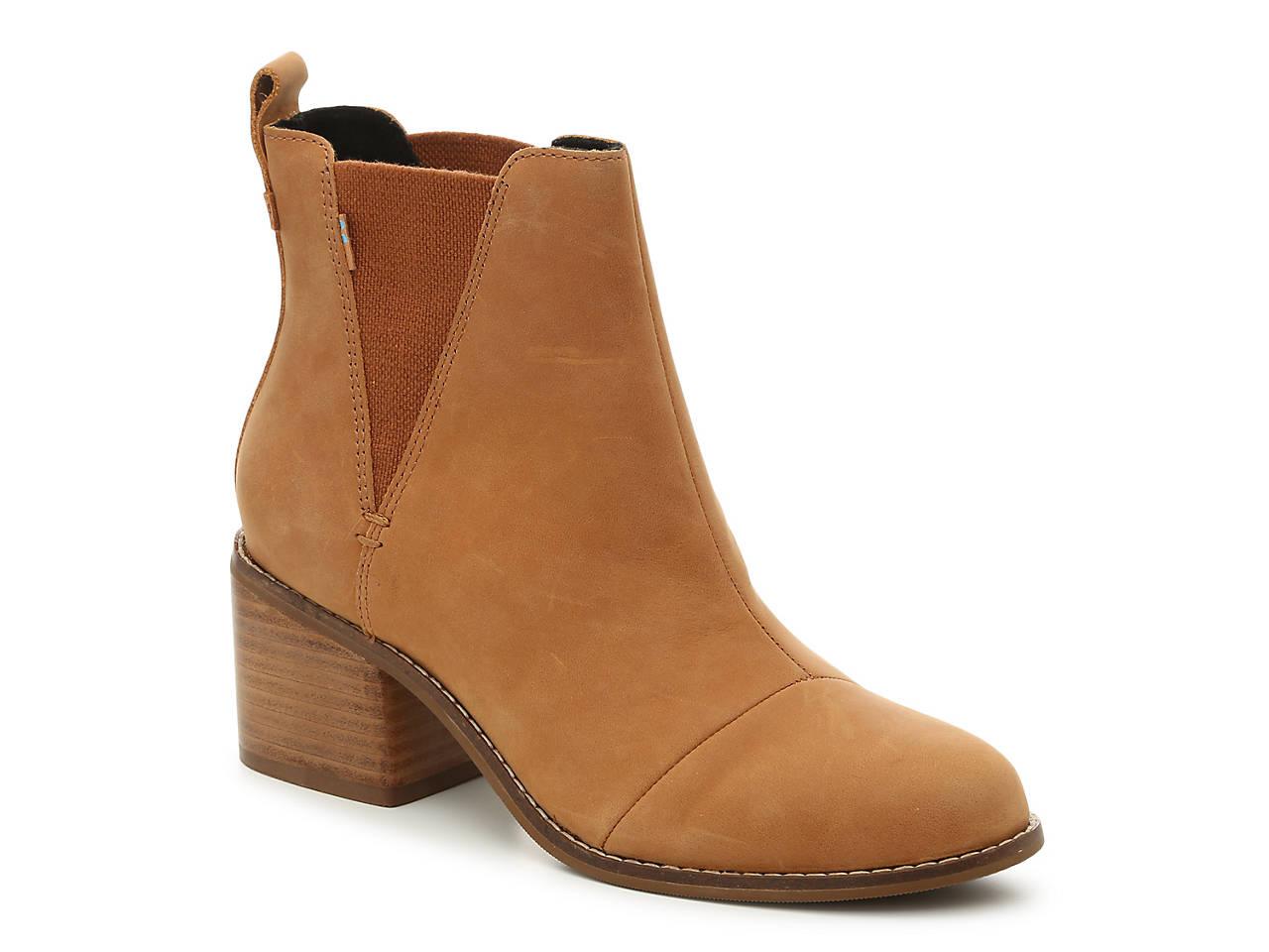 8f2f0d56d TOMS Esme Chelsea Boot Women's Shoes | DSW
