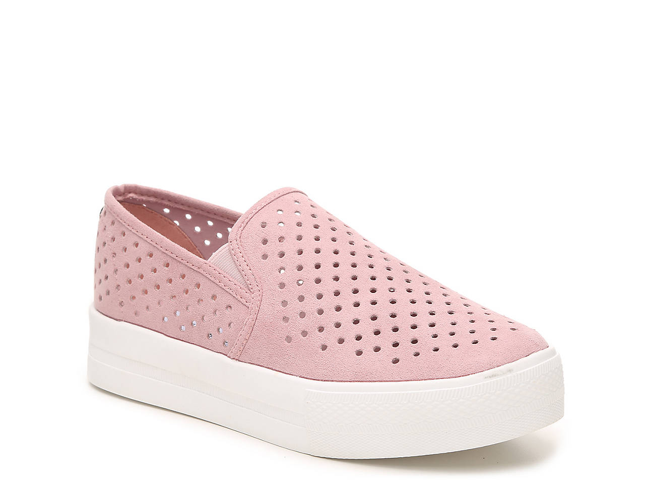 fe4d80da972 Steve Madden Owey Platform Slip-On Sneaker Women s Shoes