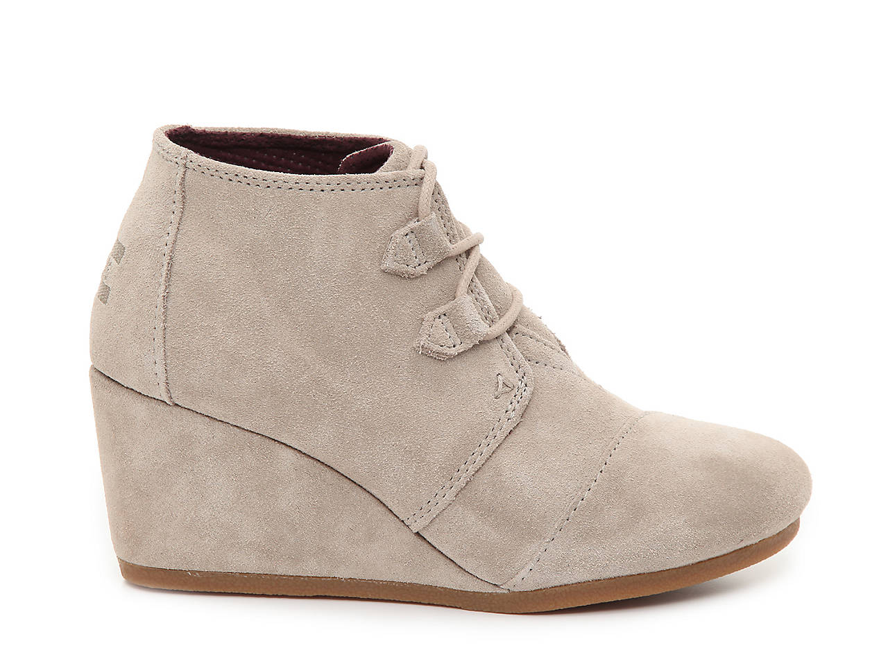 94082dbeb38 TOMS Kala Wedge Bootie Women s Shoes