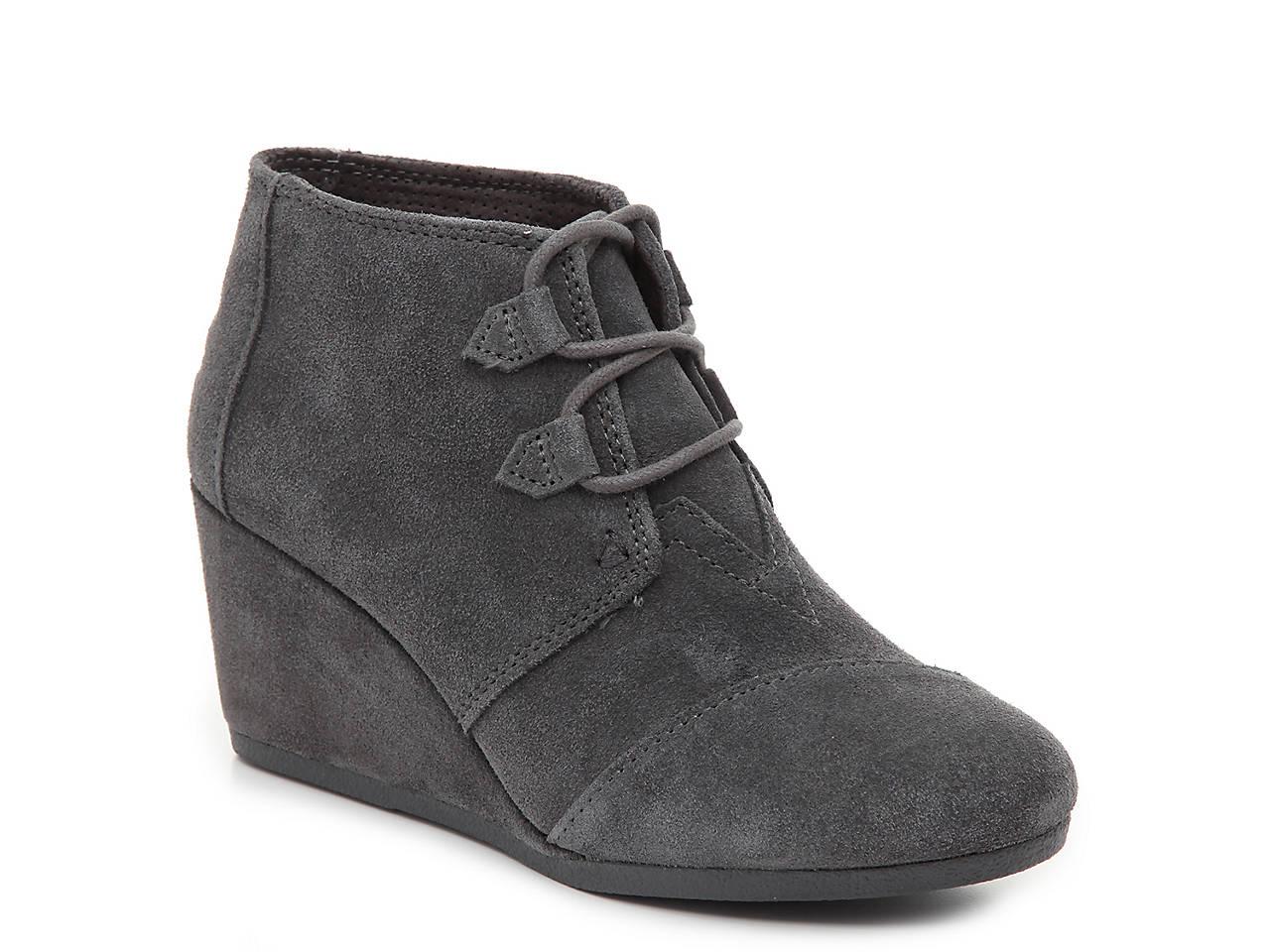 989e25d63f2 TOMS Kala Wedge Bootie Women s Shoes