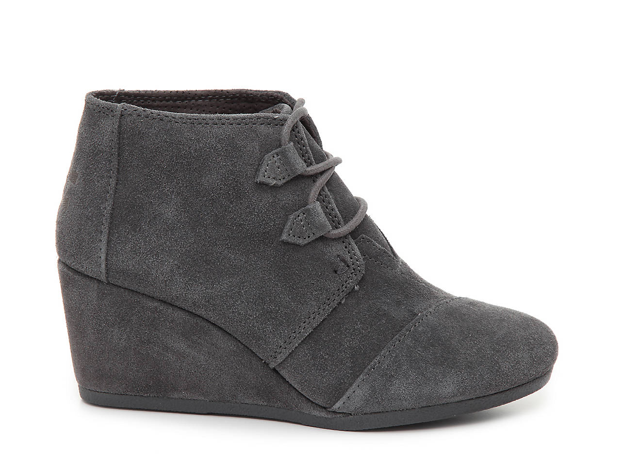 2364e31610b7 TOMS Kala Wedge Bootie Women s Shoes
