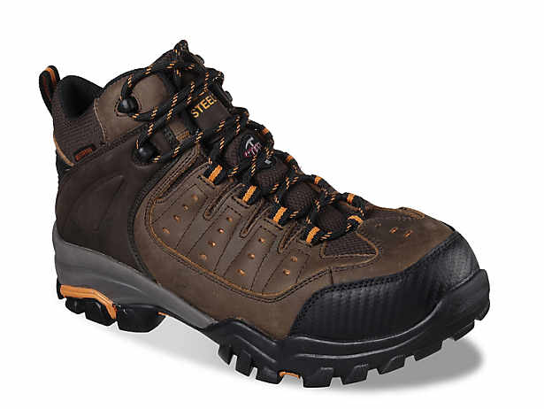 1d70e3afb45 Skechers Relaxed Fit Polano Norwood Hiking Boot Men's Shoes | DSW