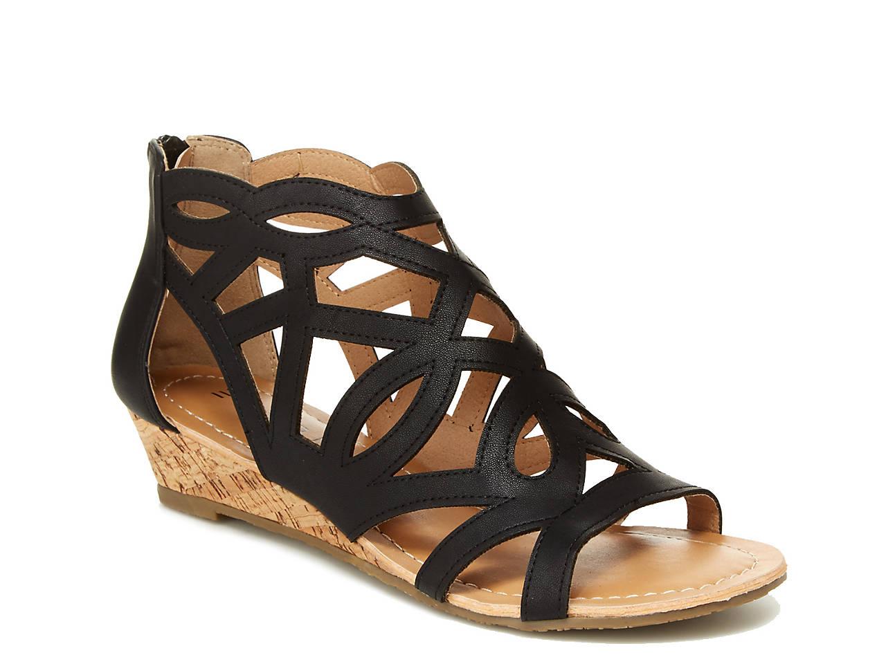 ESPRIT Cecily Wedge Sandals