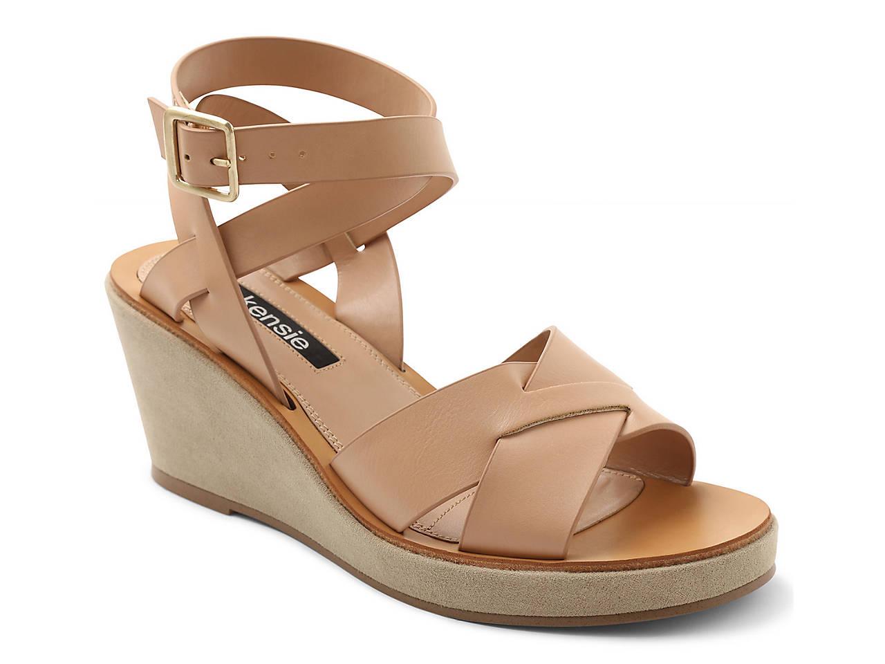 cbdd46944ec Kensie Venezia Wedge Sandal Women s Shoes