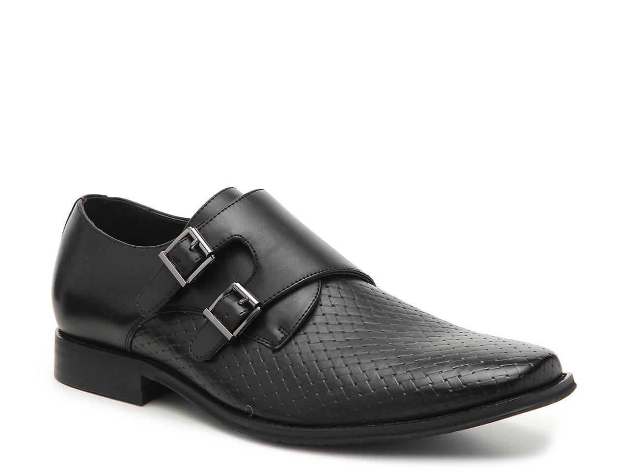 Xray Barbaro Men's Monk Strap ... Dress Shoes mbm6Nraqoo