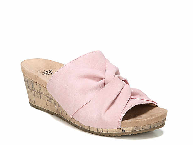Women S Pink Mule Amp Slide Shoes Dsw