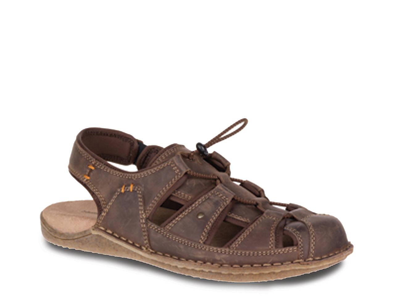 658084bc79898 Hush Puppies Bergen Grady Fisherman Sandal Men's Shoes | DSW