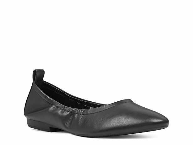 79e66c4cb0f9 Women s Black Nine West Ballet Flats