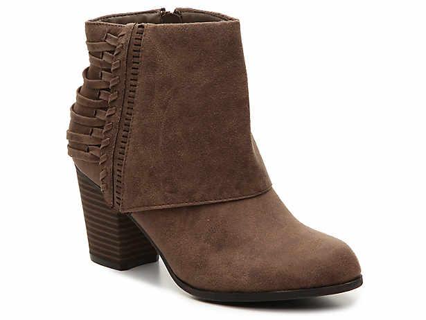 Women S Grey Bootie Boots Dsw