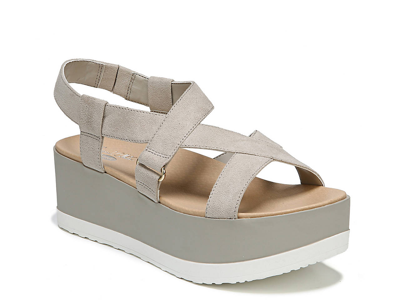 04e6ab09be1d Dr. Scholl s Companion Platform Sandal Women s Shoes