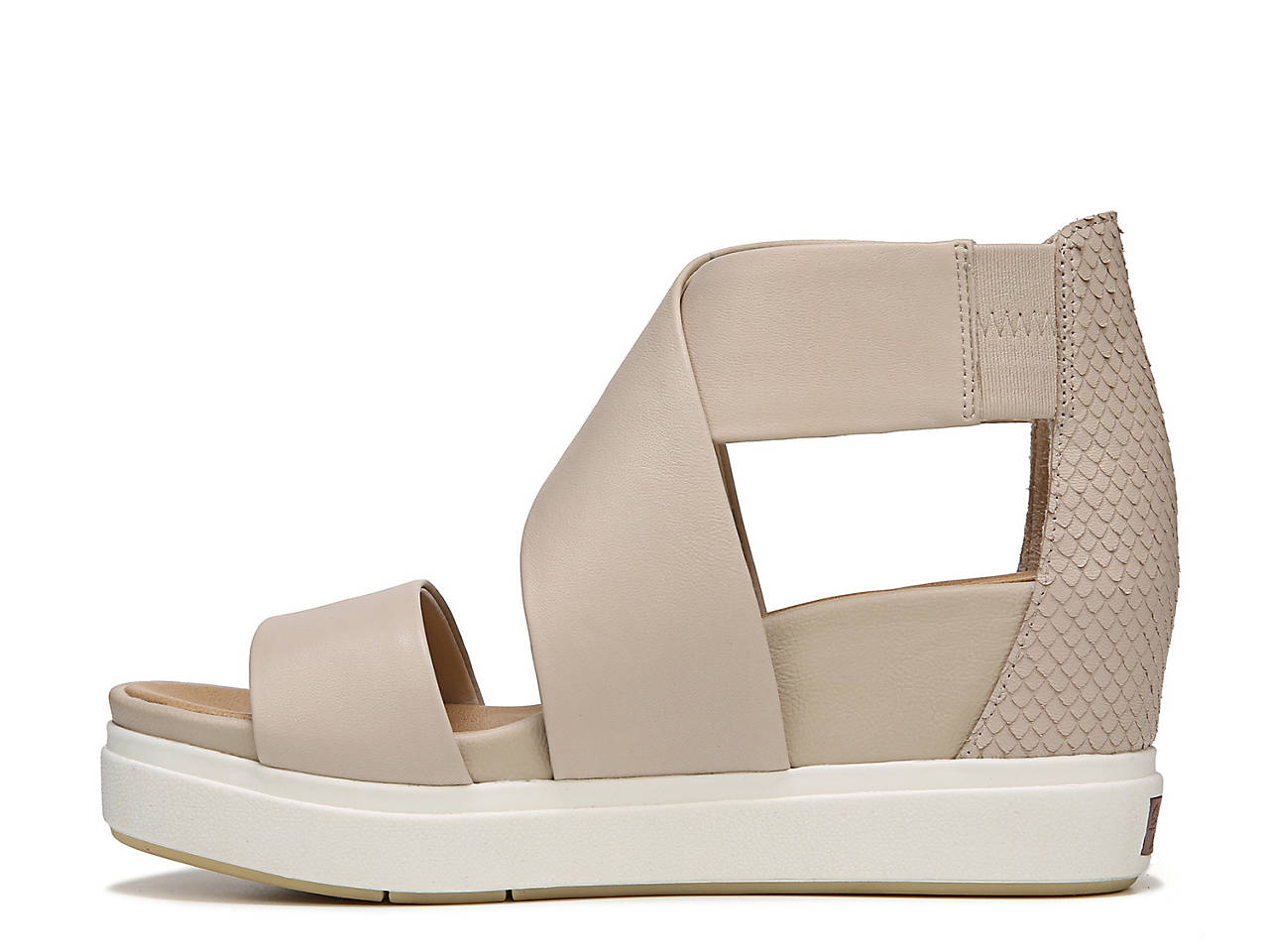 a18630009b6e Dr. Scholl s Scout High Wedge Sandal Women s Shoes