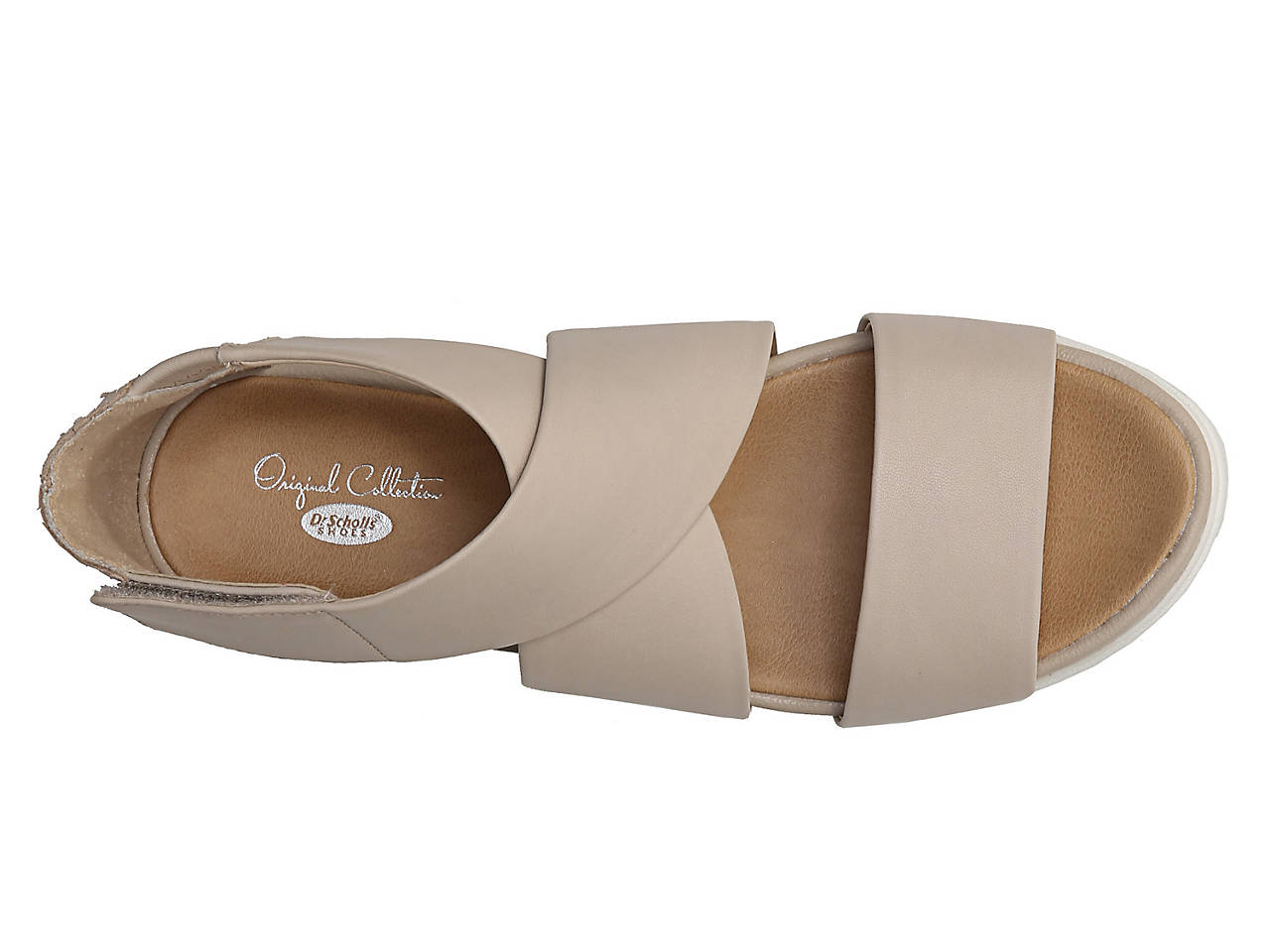 0c57e9c93e42f Dr. Scholl s Scout High Wedge Sandal Women s Shoes