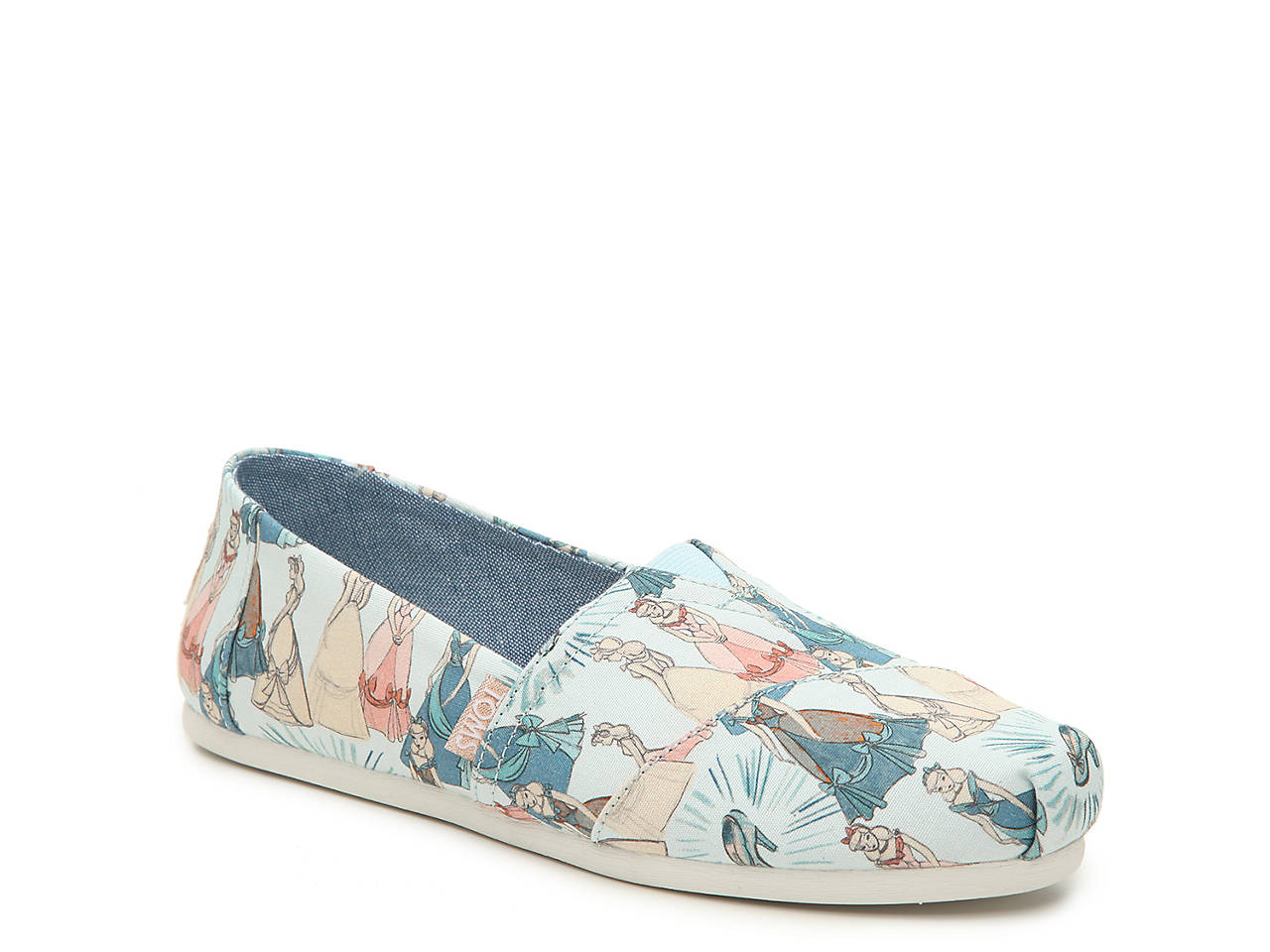 091c71e2475e TOMS Cinderella Classic Slip-On Women s Shoes
