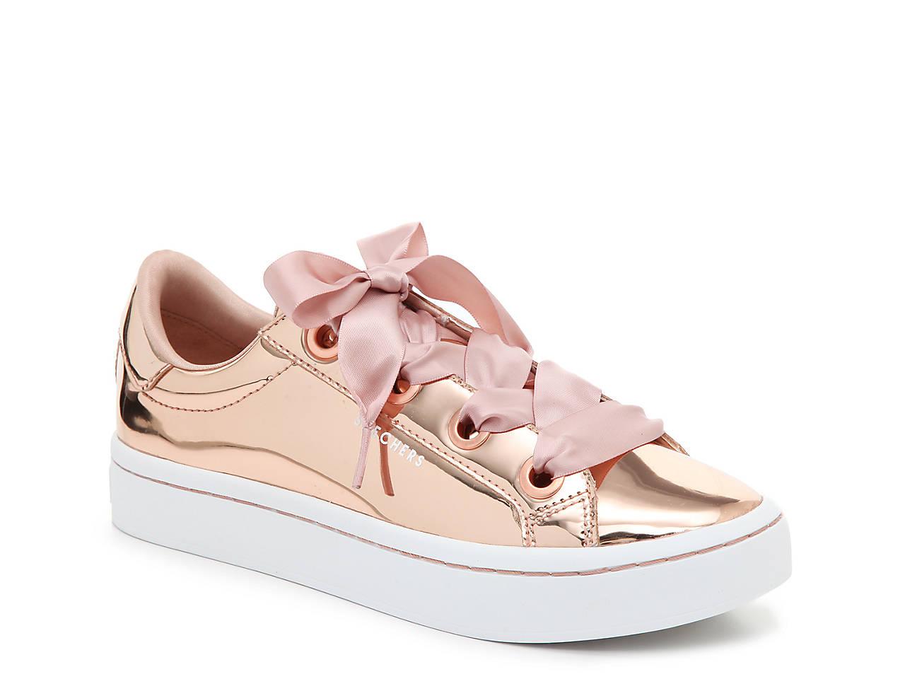cd39159c54f4 Skechers Street Hi-Lites Liquid Bling Sneaker Women s Shoes