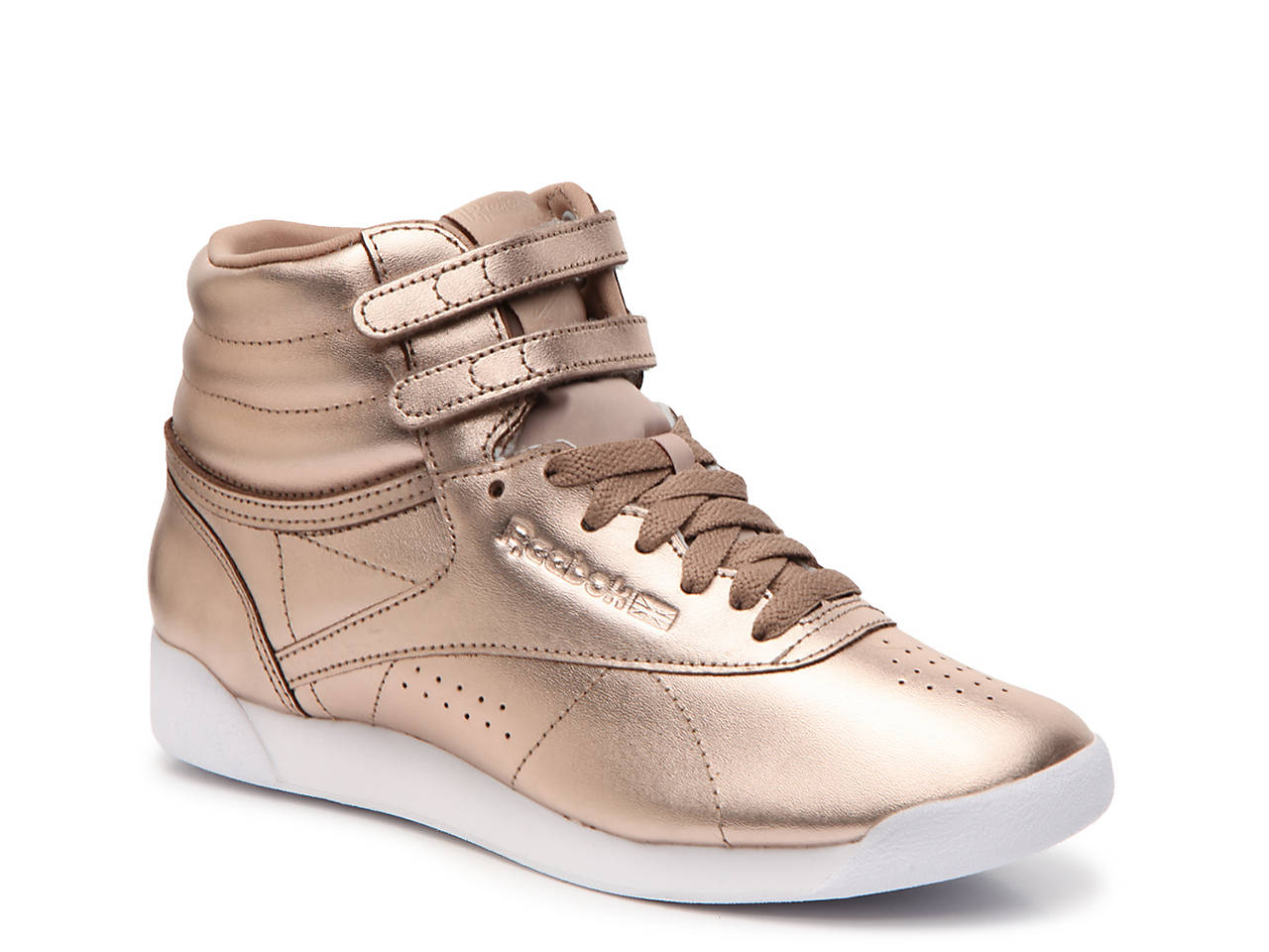 Reebok Hi Metallic High-Top Sneaker - Women s Women s Shoes  39a5a1232