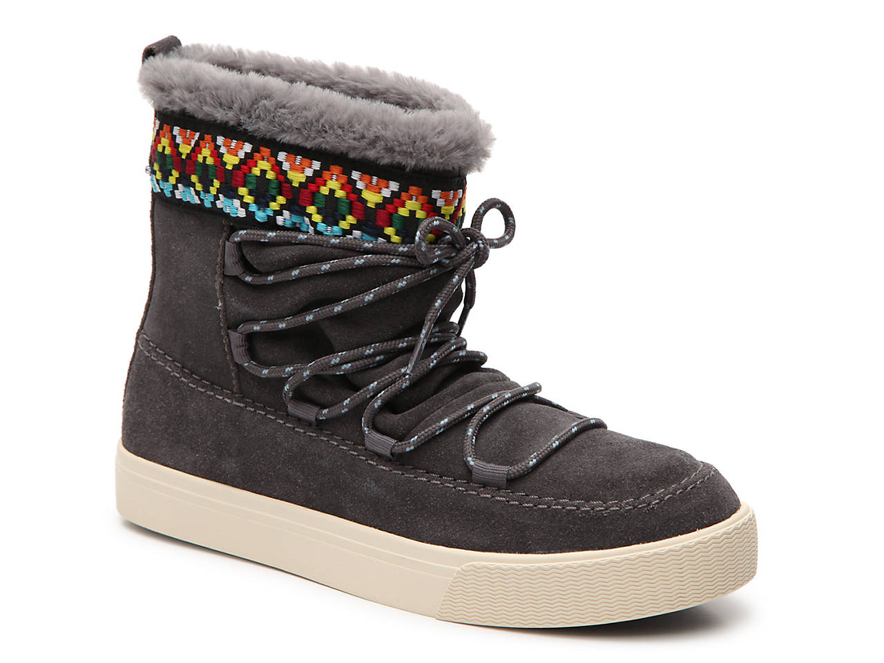 94a7492bf90 TOMS Alpine Bootie Women s Shoes
