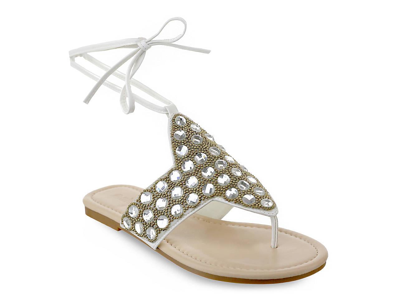 Naples Sandal by Olivia Miller