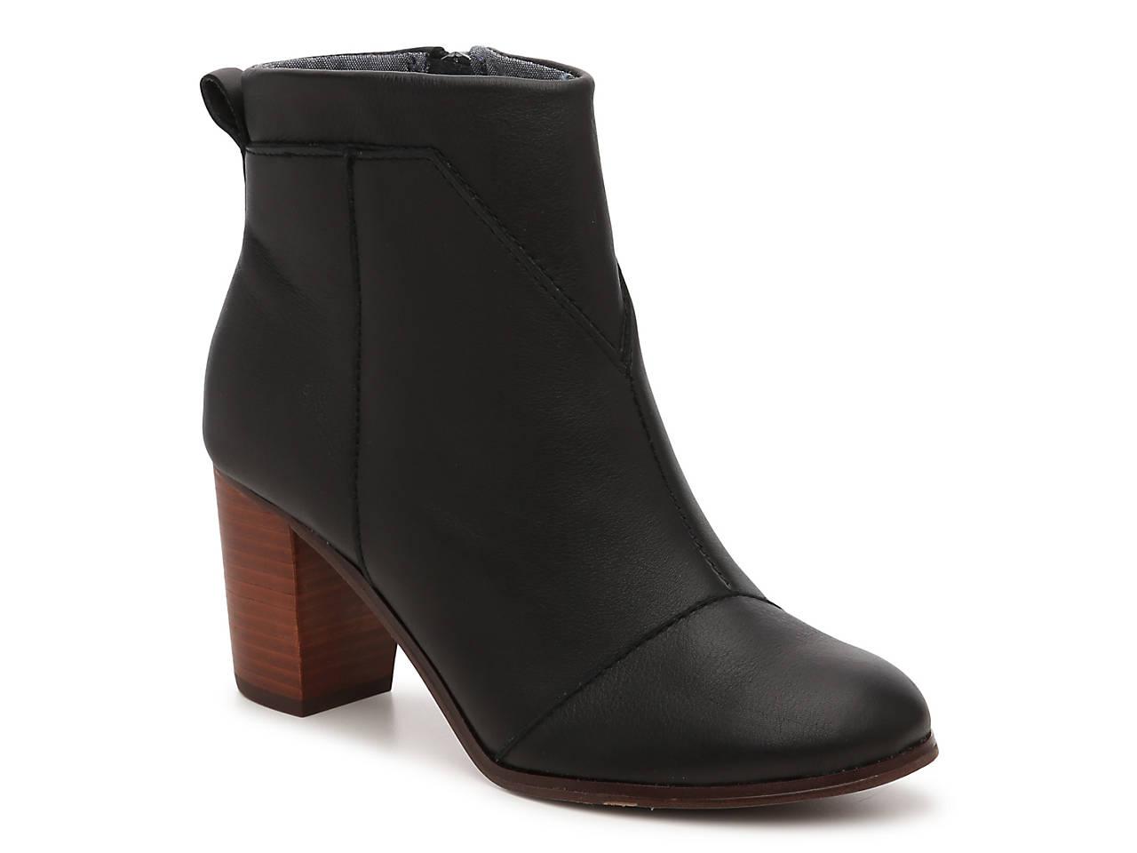 b382cc7555b TOMS Lunata Bootie Women s Shoes