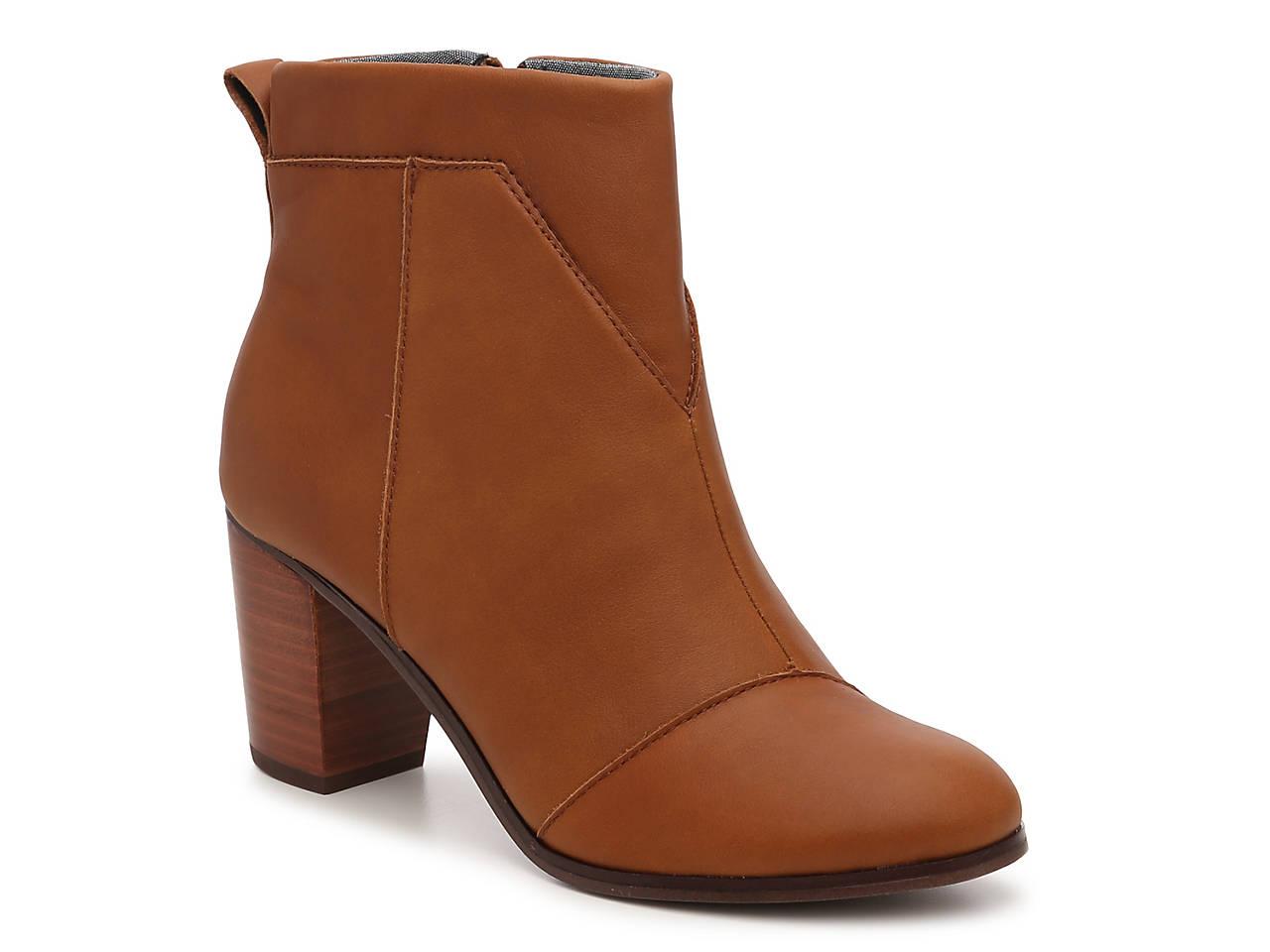 582fce6e27d TOMS Lunata Bootie Women s Shoes