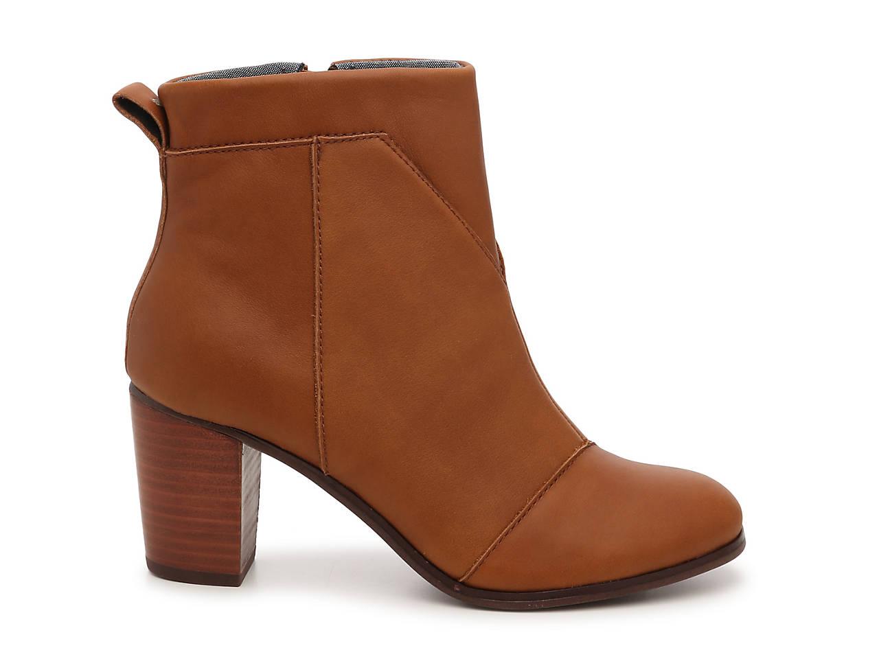 90c417e2eeb TOMS Lunata Bootie Women s Shoes