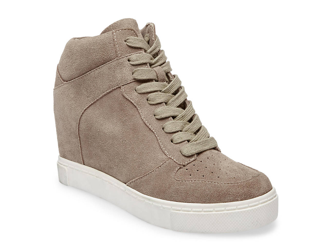 7ea2c51b503 Steve Madden Noah Wedge Sneaker Women s Shoes
