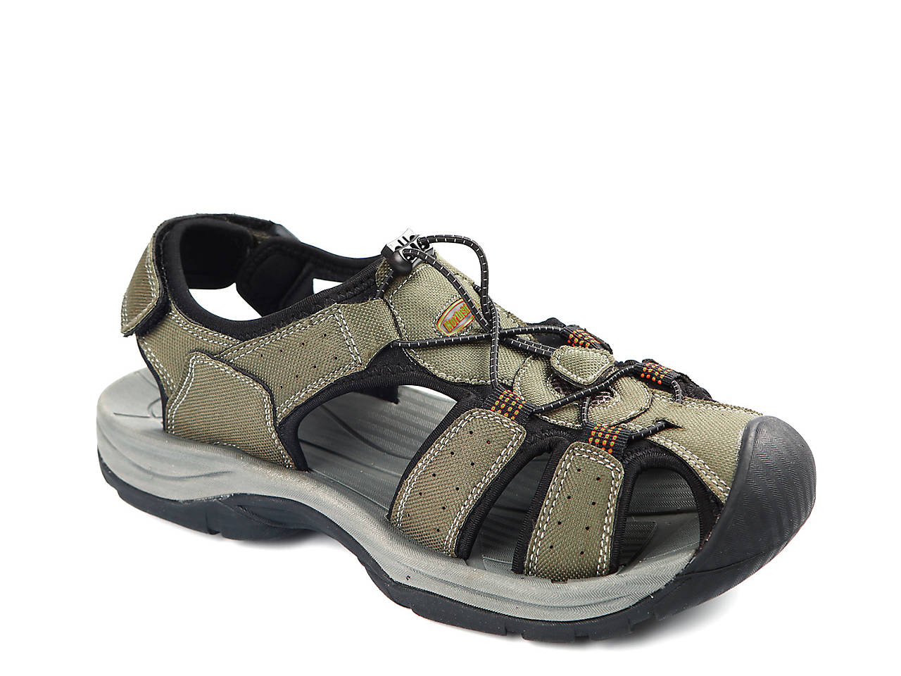 NORTHSIDE Trinidad Sport Leather Sandal GuxzE