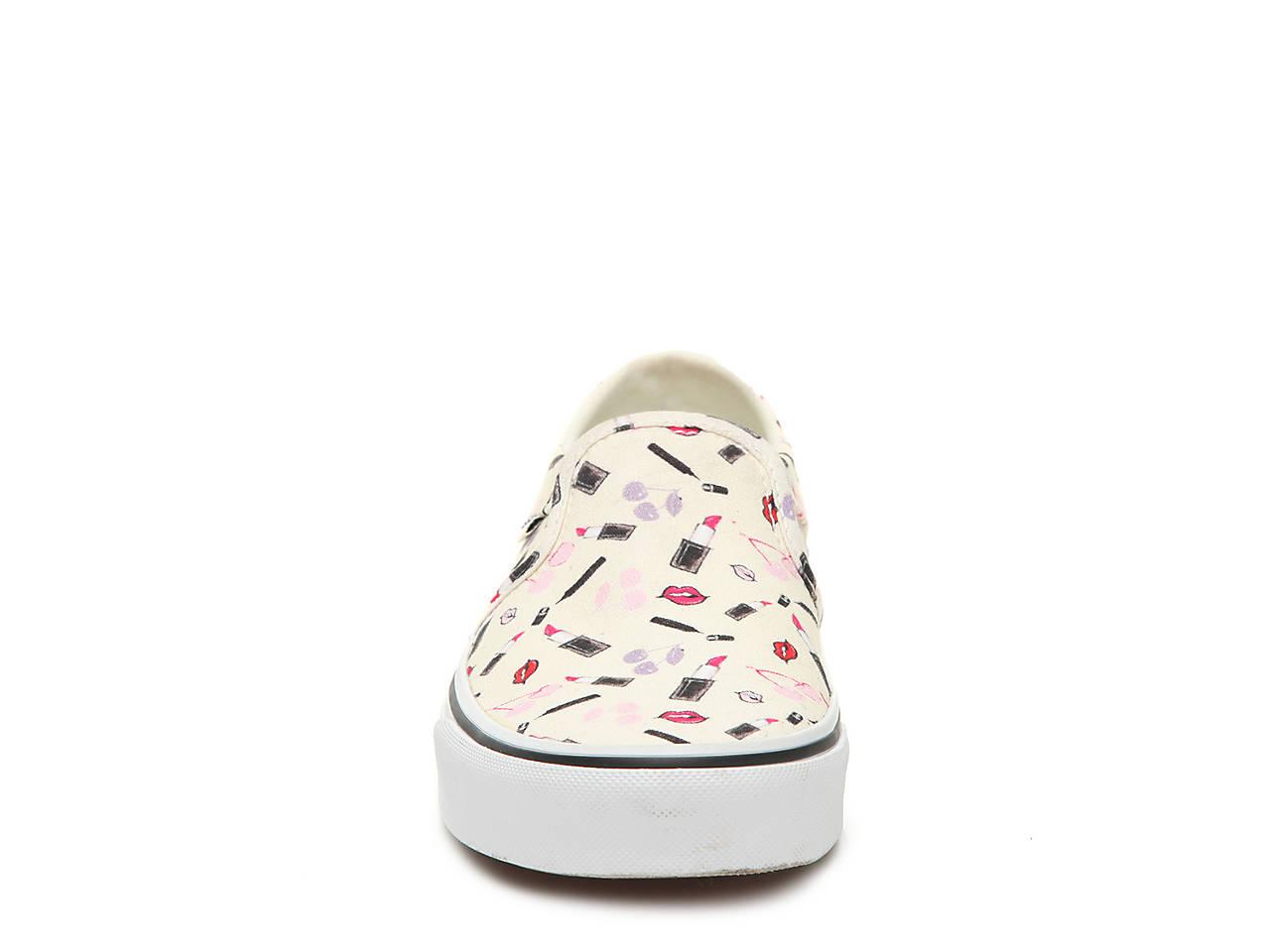 Vans Asher Makeup Slip-On Sneaker - Women s Women s Shoes  0534ab2e5