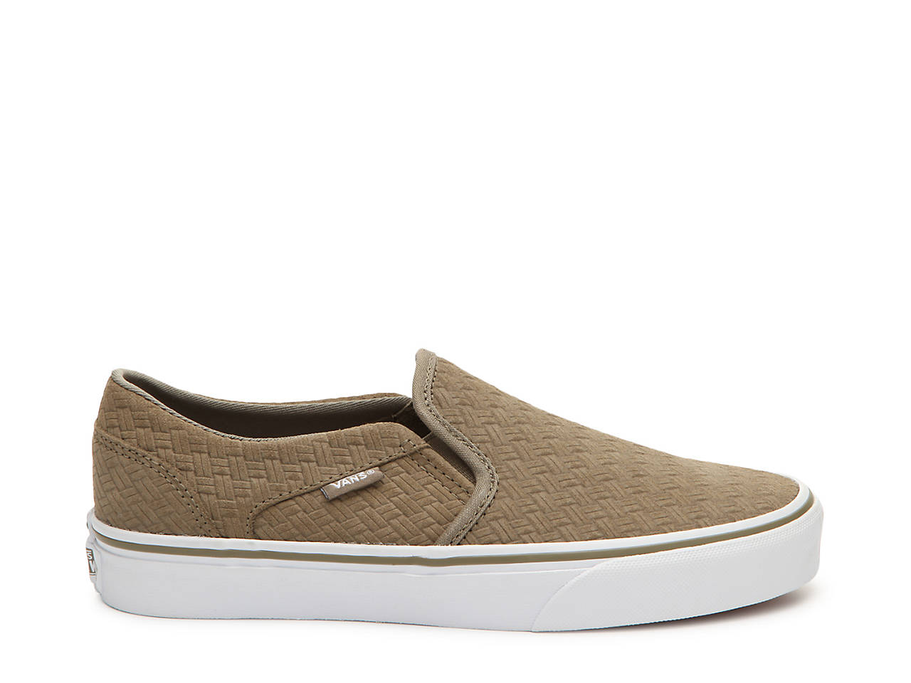 64e7772aaf Vans Asher Slip-On Sneaker - Women s Women s Shoes