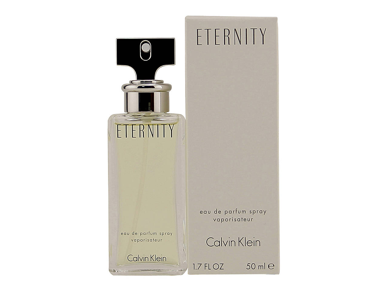 Eternity Eau De Parfum Spray Womens