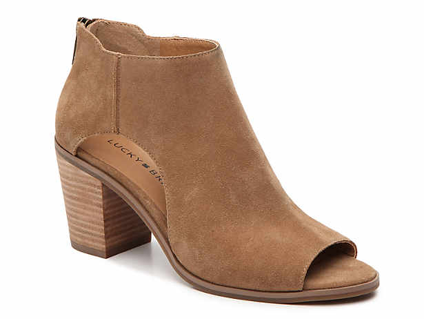 Women s Peep Toe Boots   Booties  c8a2360a5