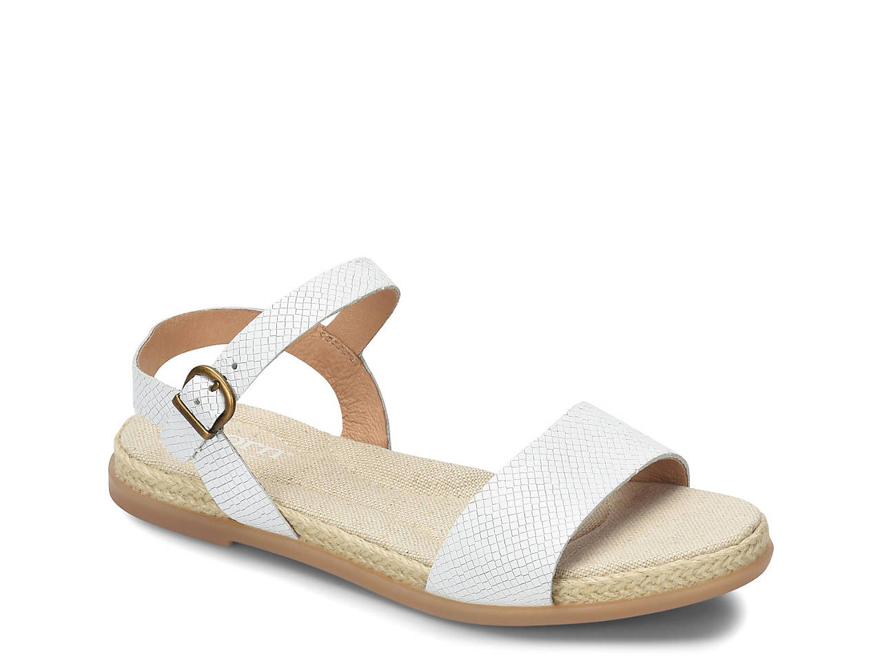 766f7808f2e2 Born Welch Espadrille Sandal Women s Shoes