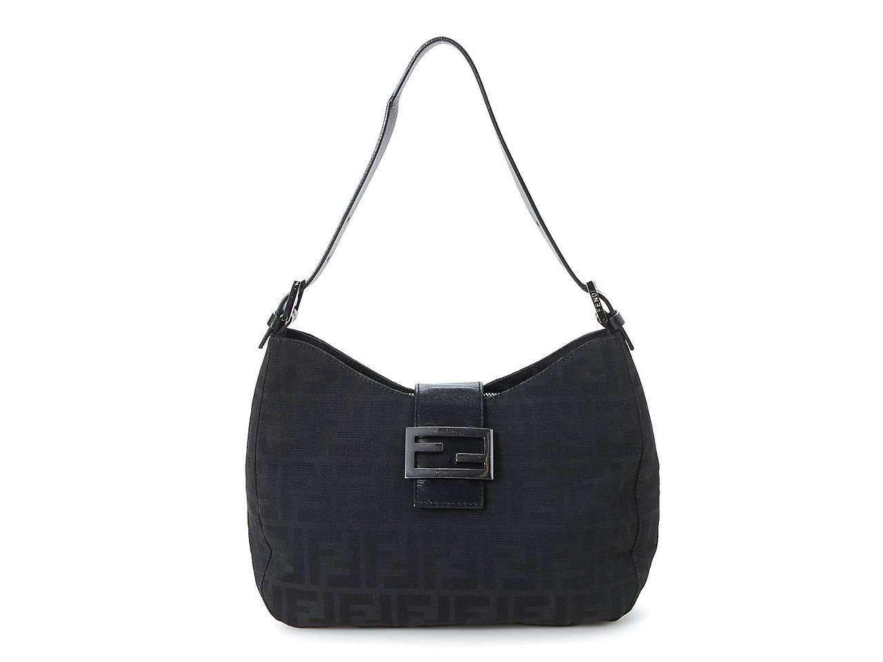 3332bac820 Fendi - Vintage Luxury Zucca Shoulder Bag Women s Handbags ...