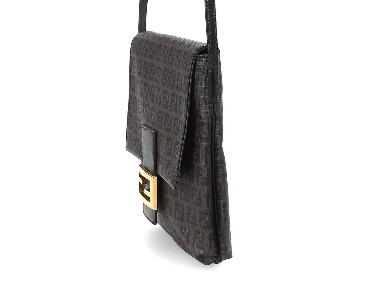e231ca684d Fendi - Vintage Luxury Zucchino Crossbody Bag Women s Handbags ...