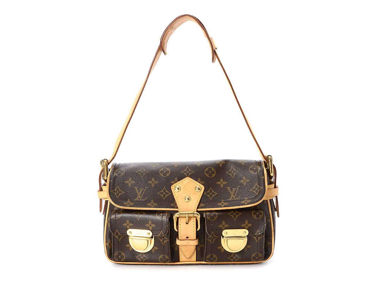 65734fad1eef Hudson PM Short Strap Shoulder Bag. Lyst – Louis Vuitton Musette Tango  Short Strap Shoulder Bag Monogram M51257 in Brown