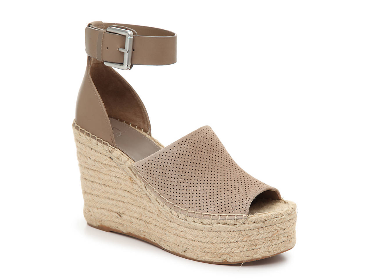 e533edfa8cb08c Marc Fisher Adalyne Espadrille Wedge Sandal Women s Shoes