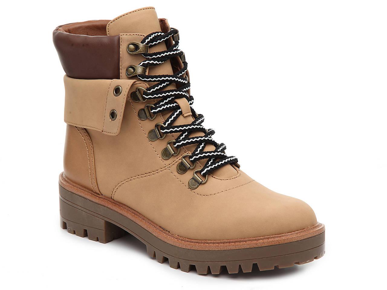 89a4903aa2a Indigo Rd. Isaya Combat Boot Women s Shoes