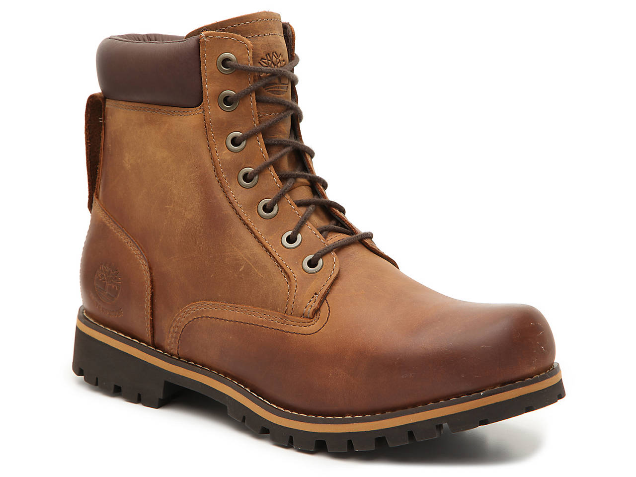 Timberland Rugged 6in Boot Men's Shoes | DSW